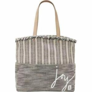 NEW ED BY ELLEN DEGENERES HENLEE TOTE HANDBAG JOY